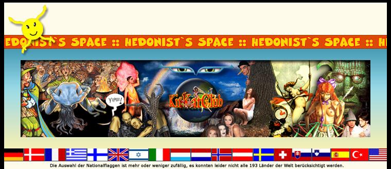 Kopfbild Hedonists Space